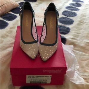 Diamonds are forever pumps